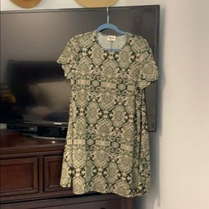 Show me Your Mumu T-shirt dress